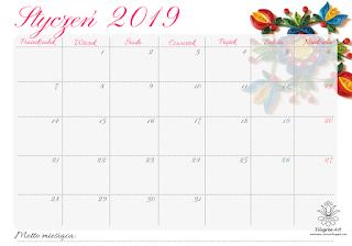 Szczęśliwego Nowego Roku – Happy New Year 2019