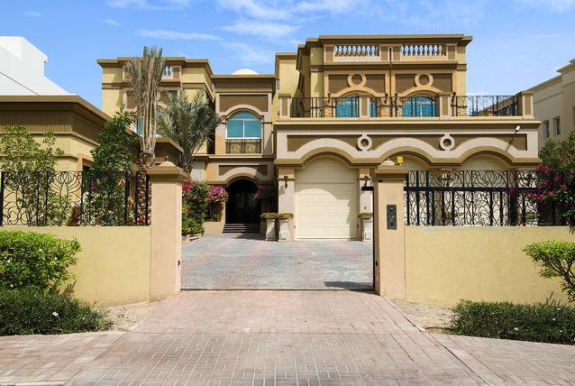 ترف ، تلال الإمارات ستايل (Luxury, Emirates Hills Style)