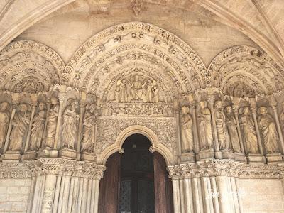 Saint-Seurin portada