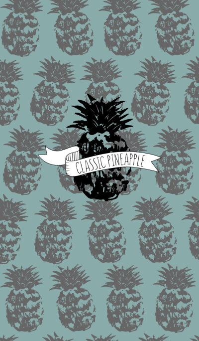Classic pineapple WV