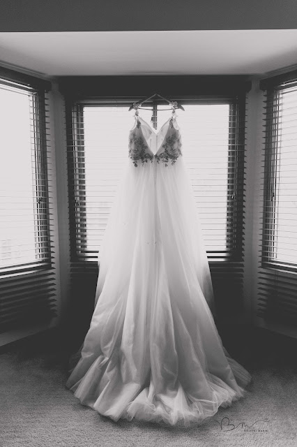 beautiful wedding dress from Arena Bridal shop