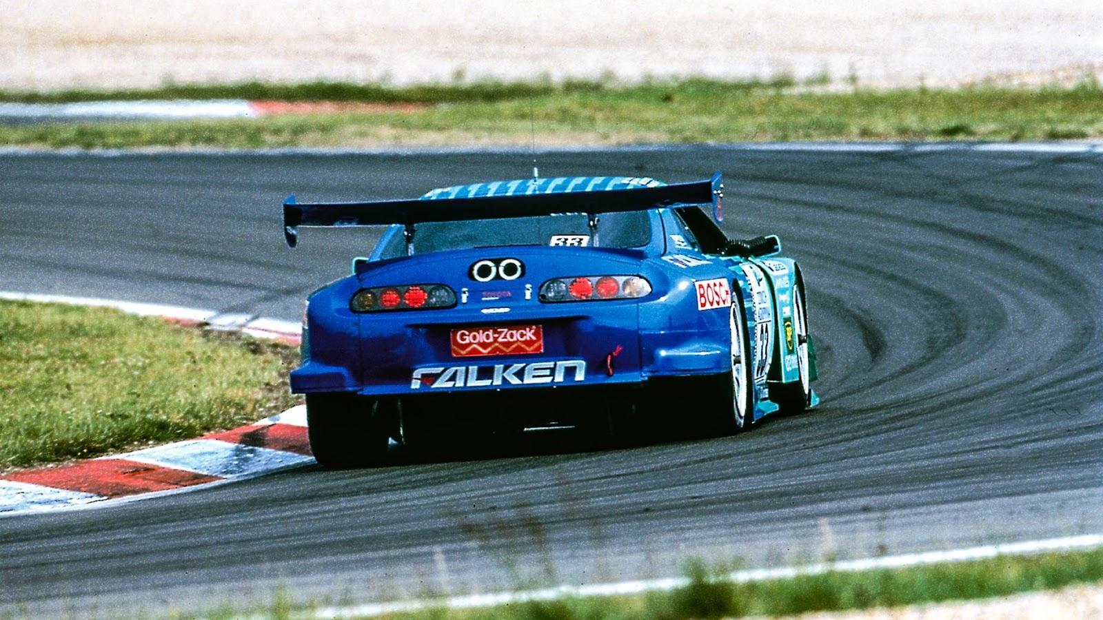 2000 - Toyota Supra