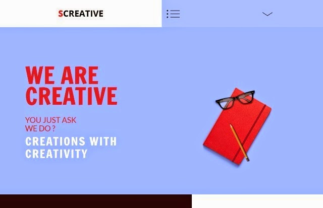 SCreative - Corporate Template