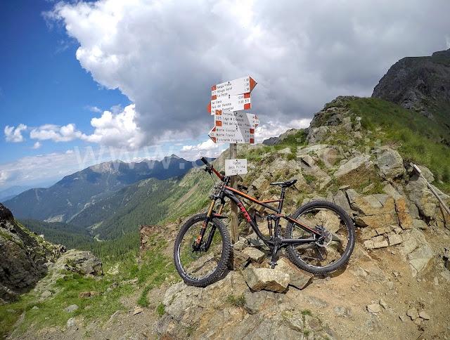Passo Portela - Gronlait - MTB - Lagorai
