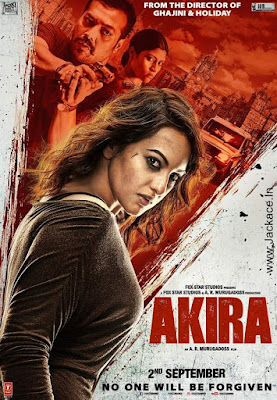 Akira Budget & Day Wise Box Office Collection