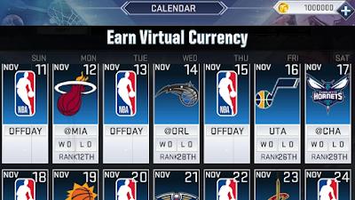 NBA 2K19 v46.0.1 [MOD Unlimited Money] Apk Free Download