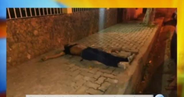 Jovem é assassinado ao tentar assaltar policial na zona Leste de Teresina