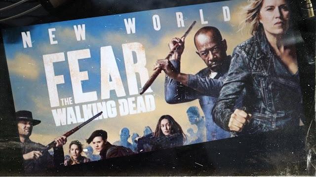 Nouveau départ pour Fear The Walking Dead saison 4
