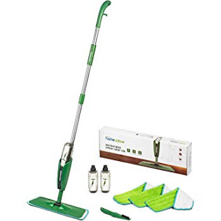 homevative spray mop