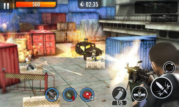 Download Elite Killer: SWAT Apk The Last Version