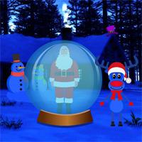 Bigescapegames Snowman Land Escape