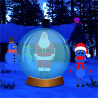 Play Bigescapegames Snowman La…