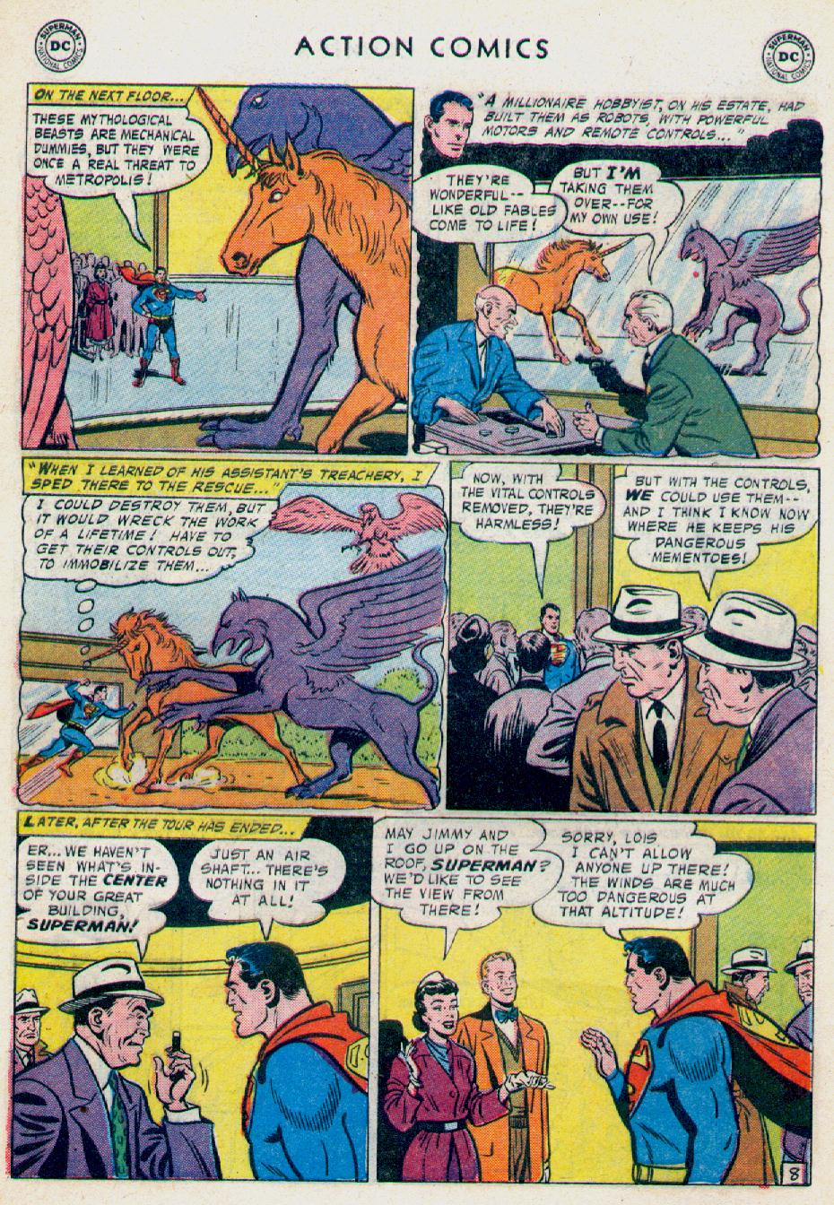 Read online Action Comics (1938) comic -  Issue #228 - 10