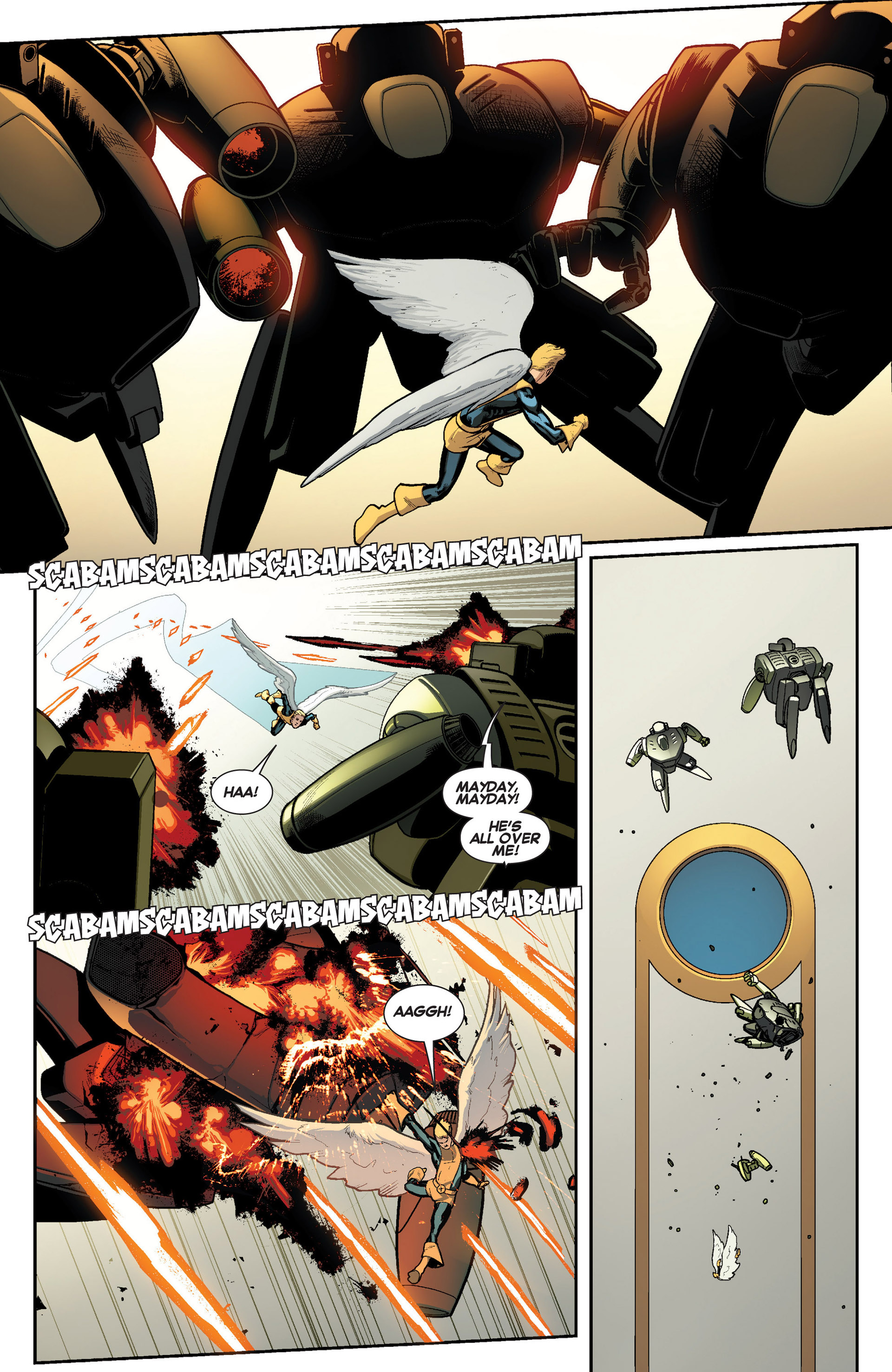 Read online All-New X-Men (2013) comic -  Issue #8 - 11