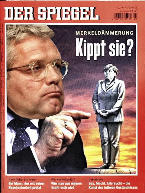 Merkel Machtkampf CDU