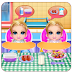New Born Twins Caring Game Tips, Tricks & Cheat Code