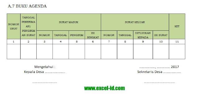 Function Contoh Format Buku Agenda Surat Masuk Dan Keluar