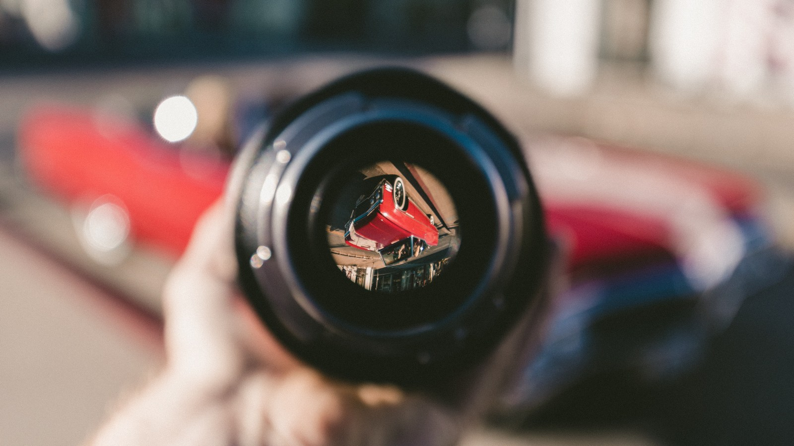 Взгляд через объектив