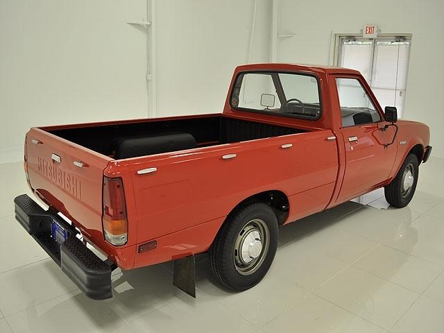 1984 Mitsubishi Mighty Max 2WD Pickup Truck 27,000 ...
