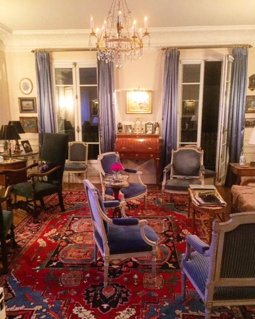 Paris Apartment Envy