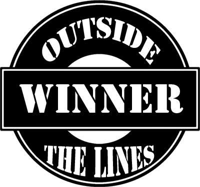 Outside The Lines Winner on Facebook