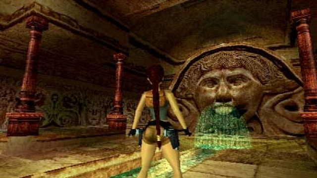 Tomb Raider 5 Chronicles PC Games Gameplay