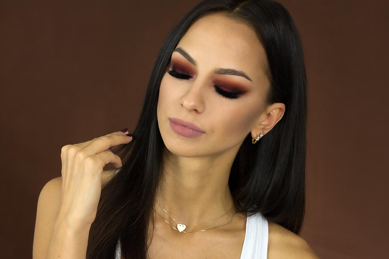 makijaż poznań wizażystka poznań makijaż ślubny poznań makijażystka poznań kinga czarnecka kamini makeup makijaż krok po kroku makeup tutorial inglot what a spice