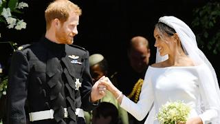 Αυτό ήταν το μενού στον γάμο του πρίγκιπα Harry και της Meghan Markle