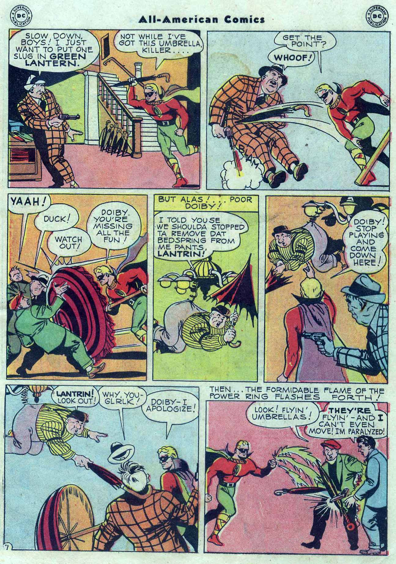 Read online All-American Comics (1939) comic -  Issue #76 - 9
