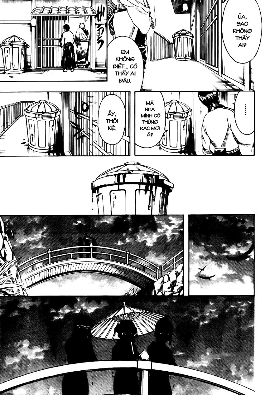 Gintama Chap 295 page 16 - Truyentranhaz.net