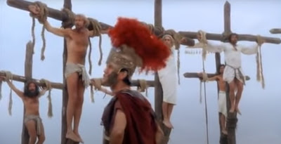 Life of Brian crucifixion
