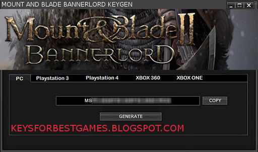 mount and blade 2 bannerlord download