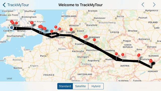 track my tour