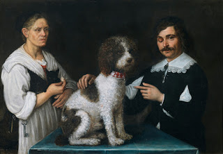 Ritratto del Guercino e della sorella