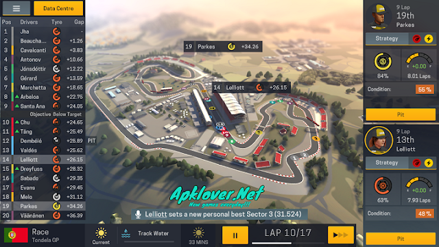 Motorsport Manager Mobile 2 MOD APK unlimited money