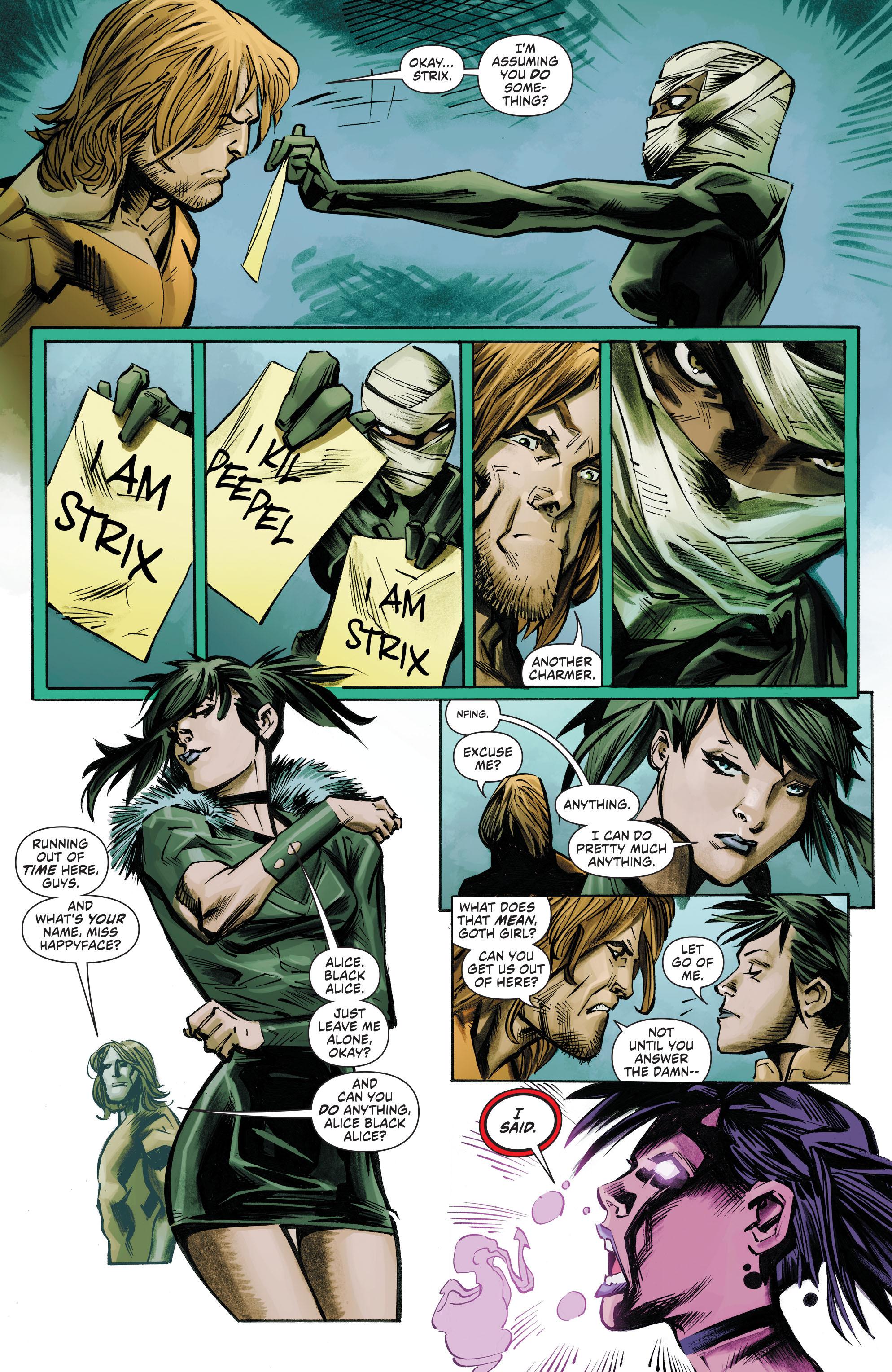 Read online Secret Six (2015) comic -  Issue #1 - 17