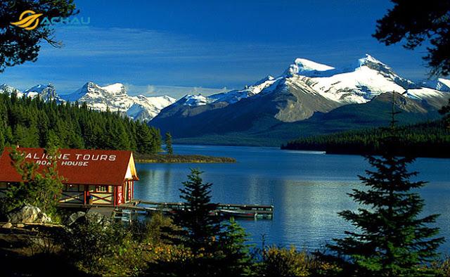 Những địa điểm đẹp quên lối về khi du lịch Canada4