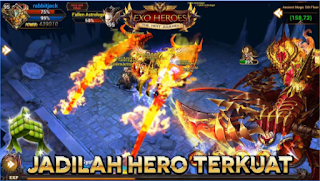 Exo Heroes: The Next Journey Apk - Free Download Android Game