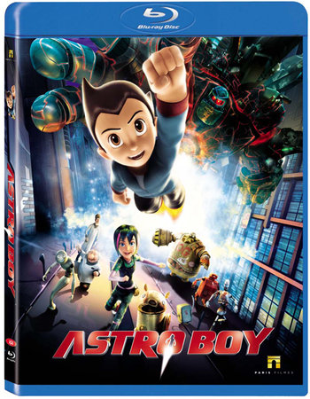 Astro Boy (2009) Dual Audio Hindi 480p BluRay x264 300MB