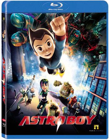 Astro Boy (2009) Dual Audio 720p
