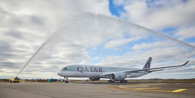 Suuntana Aasia | Hukkapiilo| Qatar Airways | Helsinki | Doha