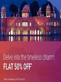 Fabhotels  Offer  Get 50% off on Hotels in Jaipur
