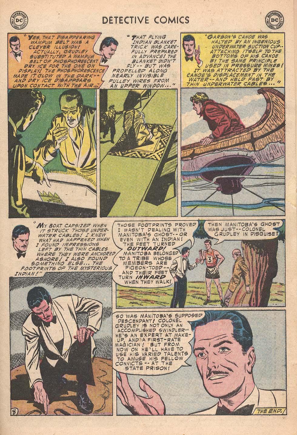 Read online Detective Comics (1937) comic -  Issue #210 - 41