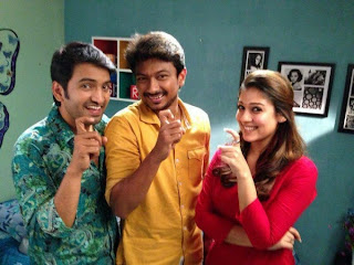 Comedian To Act With Trisha and Nayanthara
