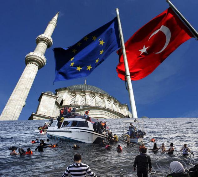 Η Κομισιόν παρουσίασε τις 6 αρχές της συνεργασίας ΕΕ και Τουρκίας