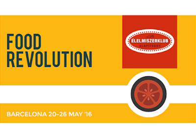 Elelmiszerklub Food Revolution, Barcelona - May 2016