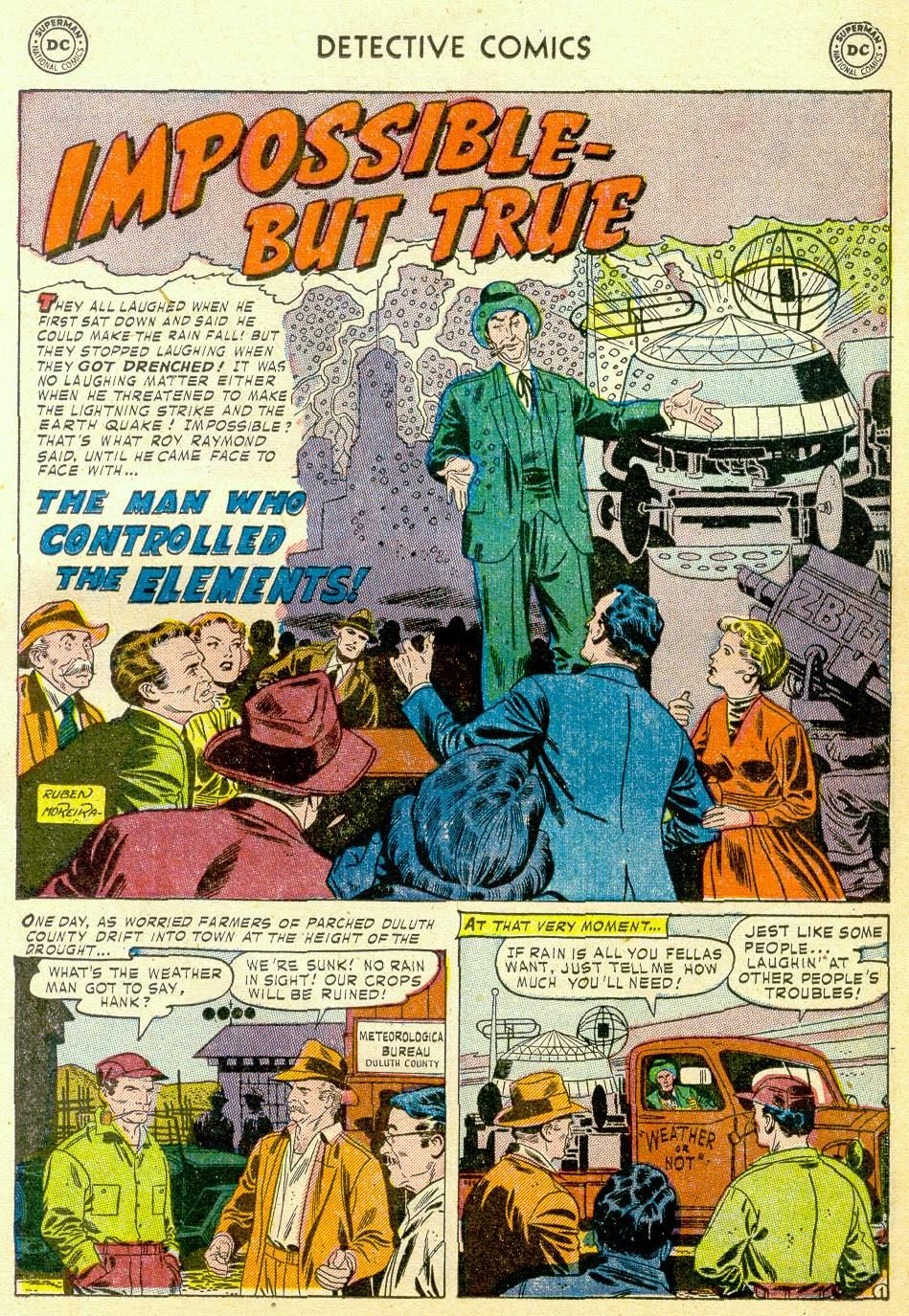 Read online Detective Comics (1937) comic -  Issue #184 - 17