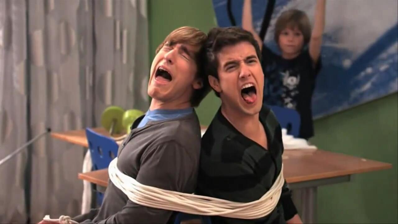 Lucas Captures Of Tied Up Guys Kendall Schmidt  Logan