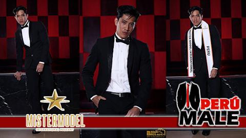Mister Model International 2016 | Formal Wear shoot