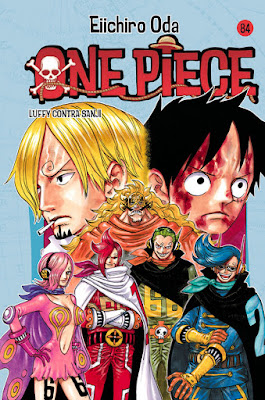 COMIC - One Piece nº 84 Eiichiro Oda (19 Junio 2018) COMPRAR ESTE COMIC